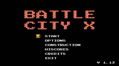 Battle City X / Танчики с Денди v1.13 (Eng)