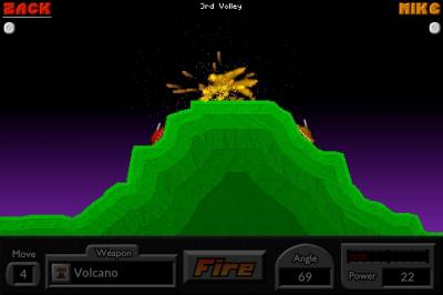 Pocket Tanks Deluxe v1.6, (2012, Eng) 295 weapons +25 Packs