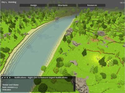 Timber and Stone v1.3 Fix - v0.3b (2013 / Eng) - Torrent