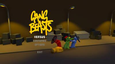 Банда Зверей / Gang Beasts v0.2.4 Steam Early Access (2014) [Eng]