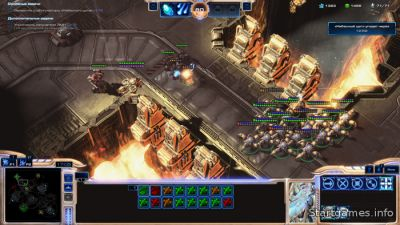 Starcraft 2 legacy of the void (Rus/Eng)