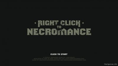 RIGHT CLICK TO NECROMANCE