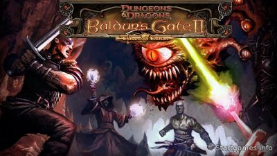 Baldur's Gate: Enhanced Edition + Baldur's Gate: Siege of Dragonspear (2013/RUS/ENG)
